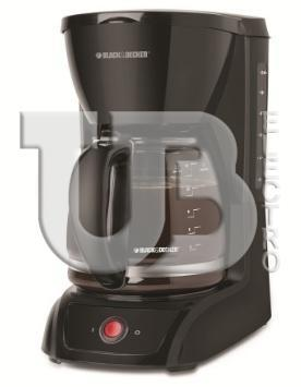 Cafetera Black And Decker CM1201B
